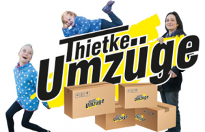 Thietke Umzuege - Logo gross