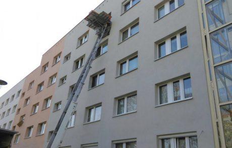Thietke Umzüge - Möbellift 5. Etage 2
