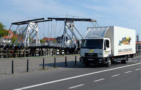 Thietke Umzüge - Umzugs LKW