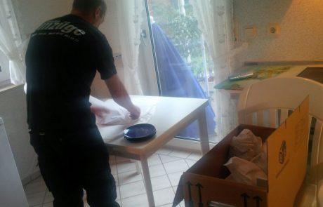 Thietke Umzüge - Einpacken, Geschirr